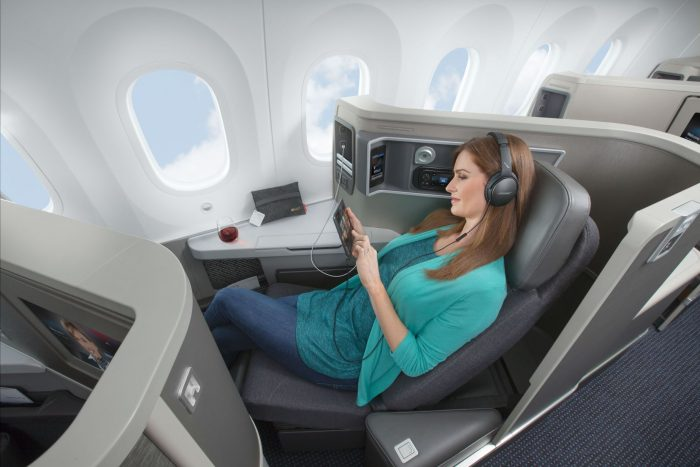 The new American Airlines Boeing 787 Dreamliner adds new levels of sophistication to the airline's routes across Latin America, discovers Nick  Walton on a recent flight between Dallas and Santiago.