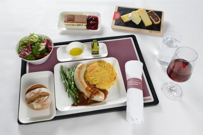 Swiss International Airlines has proudly put its national identity at the forefront of its inflight business class experience.