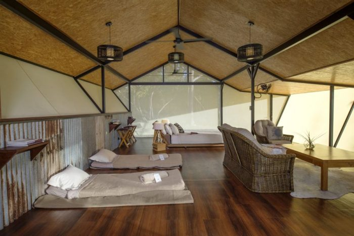 Want to see grazing water buffalo over cocktails or sample food as wild as the landscape? Make for Bamurru Plains, one of Australia's wildest luxury lodges.