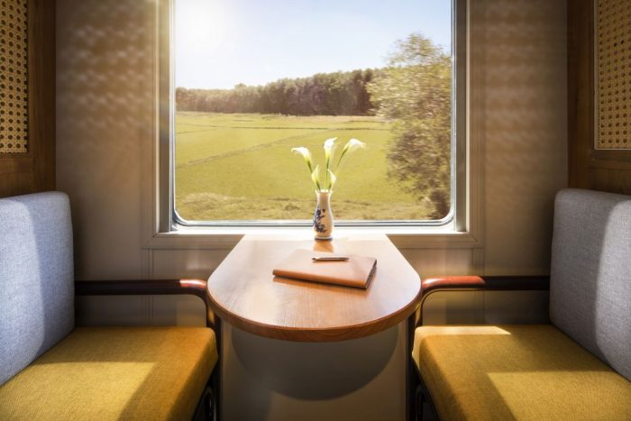 The Vietage, by Anantara Hotels & Resorts, delivers a new luxurious train travel experience through picturesque South Central Vietnam