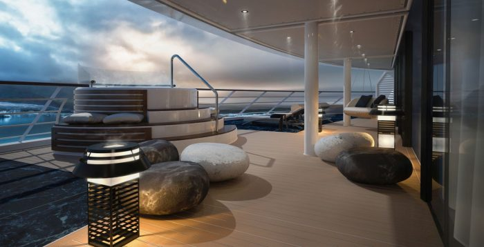 Marrying cutting-edge technology with plenty of creature comforts, Ponant's Le Commandant Charcot will blow Arctic cruise lovers away.