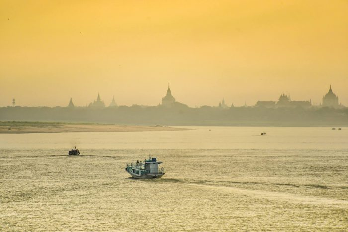 Travelling through some of Asia's most beautiful landscapes, Nick Walton cruises the Ayeyarwady River in Myanmar aboard the luxurious Strand Cruise.