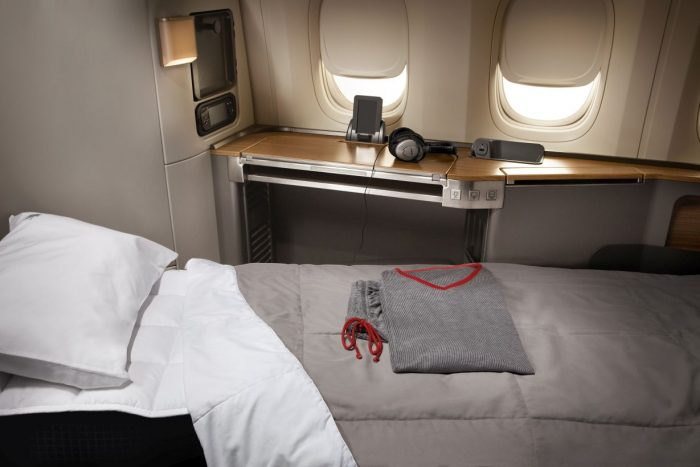 Despite the decline of first class across the industry, American Airlines still strives to offer the ultimate flying experience in its first class cabin on its new flights between Los Angeles and Hong Kong.