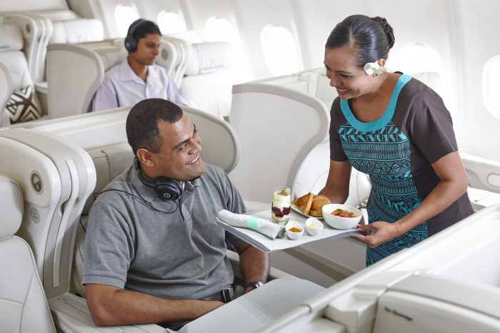 Fiji remains one of the South Pacific's favourite destinations and the South Seas experience begins the moment you board Fiji Airways.