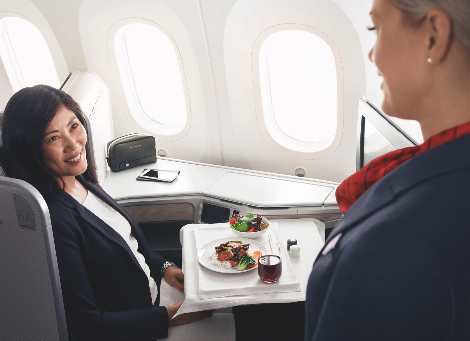 Genuine hospitality and a cutting-edge new business class product have helped Air Canada spearhead premium travel in North America and across to Asia, discovers Nick Walton on a recent flight from Hong Kong to Vancouver.