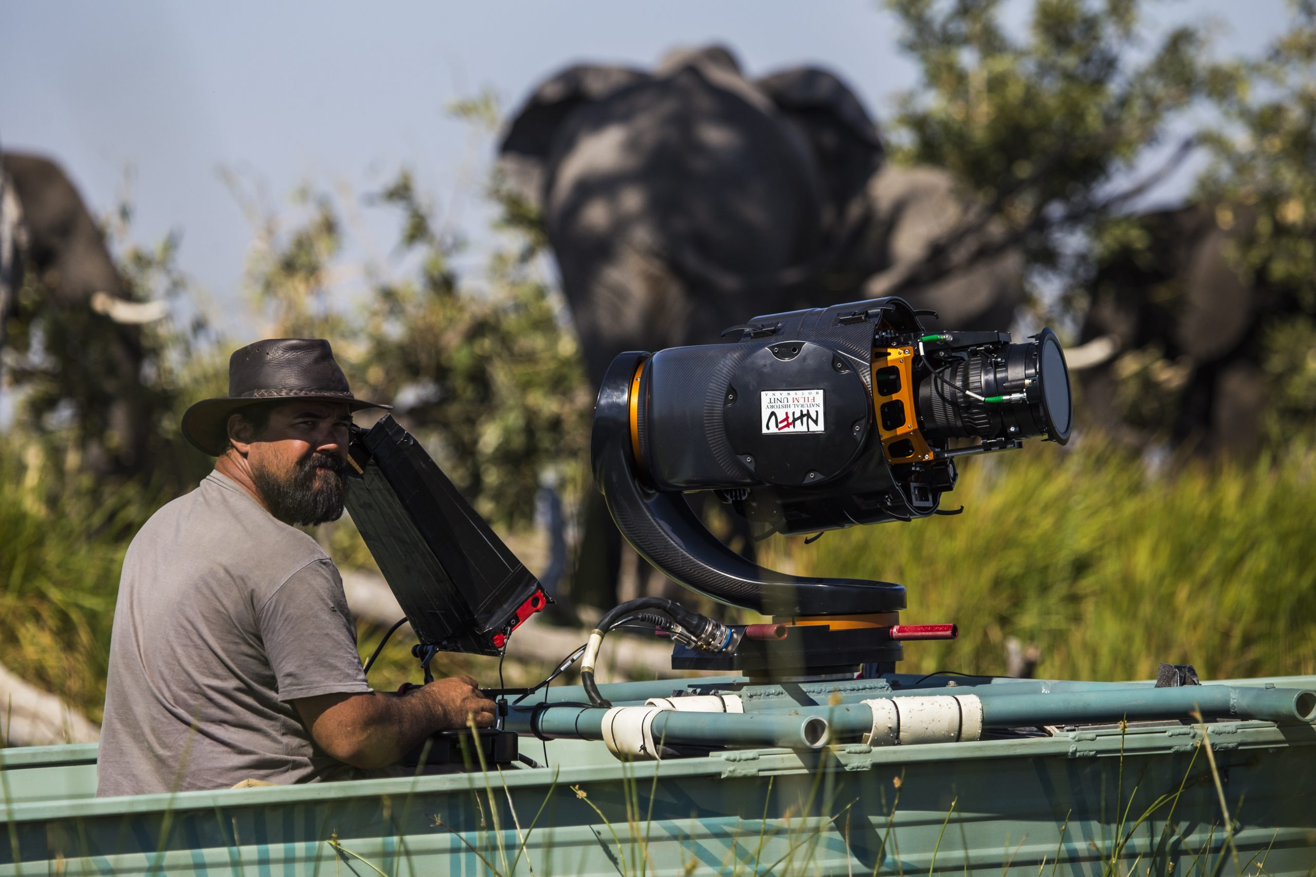 Nick Walton speaks to acclaimed Botswanan wildlife filmmaker Brad Bestelink about his childhood in the bush, the influence natural history films can have on new audiences, and how poaching can be curbed through effective eco-tourism.