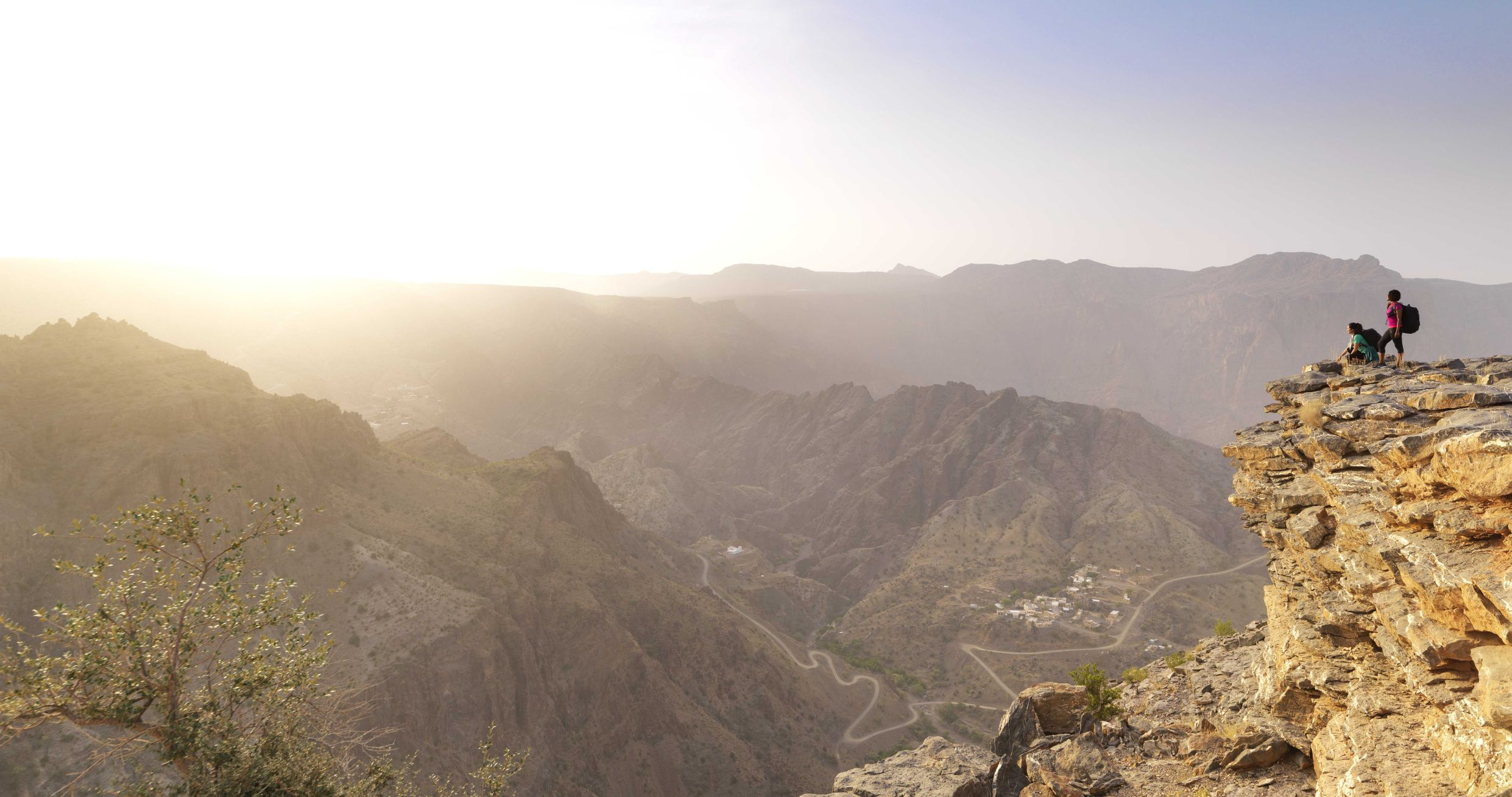 A visit to the two Anantara resorts of Oman and their striking surroundings is a chance to step back in time to the Arabia of old.