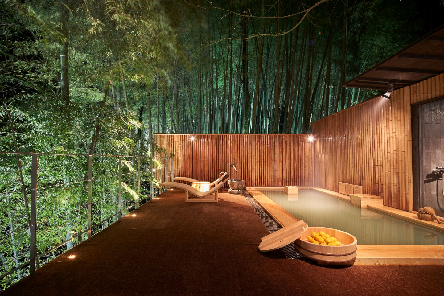Japan's southernmost main island of Kyūshū is the perfect place to sample the traditional ryokan experience, marrying hot springs and exquisite Japanese hospitality.