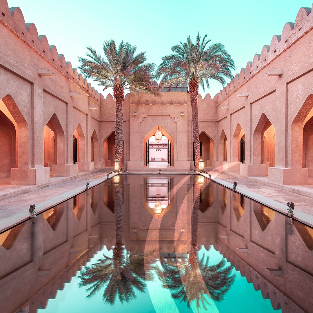 Nick Walton ventures into the desolate beauty of Abu Dhabi's Empty Quarter to discover one of the world's most unique and luxurious retreats.