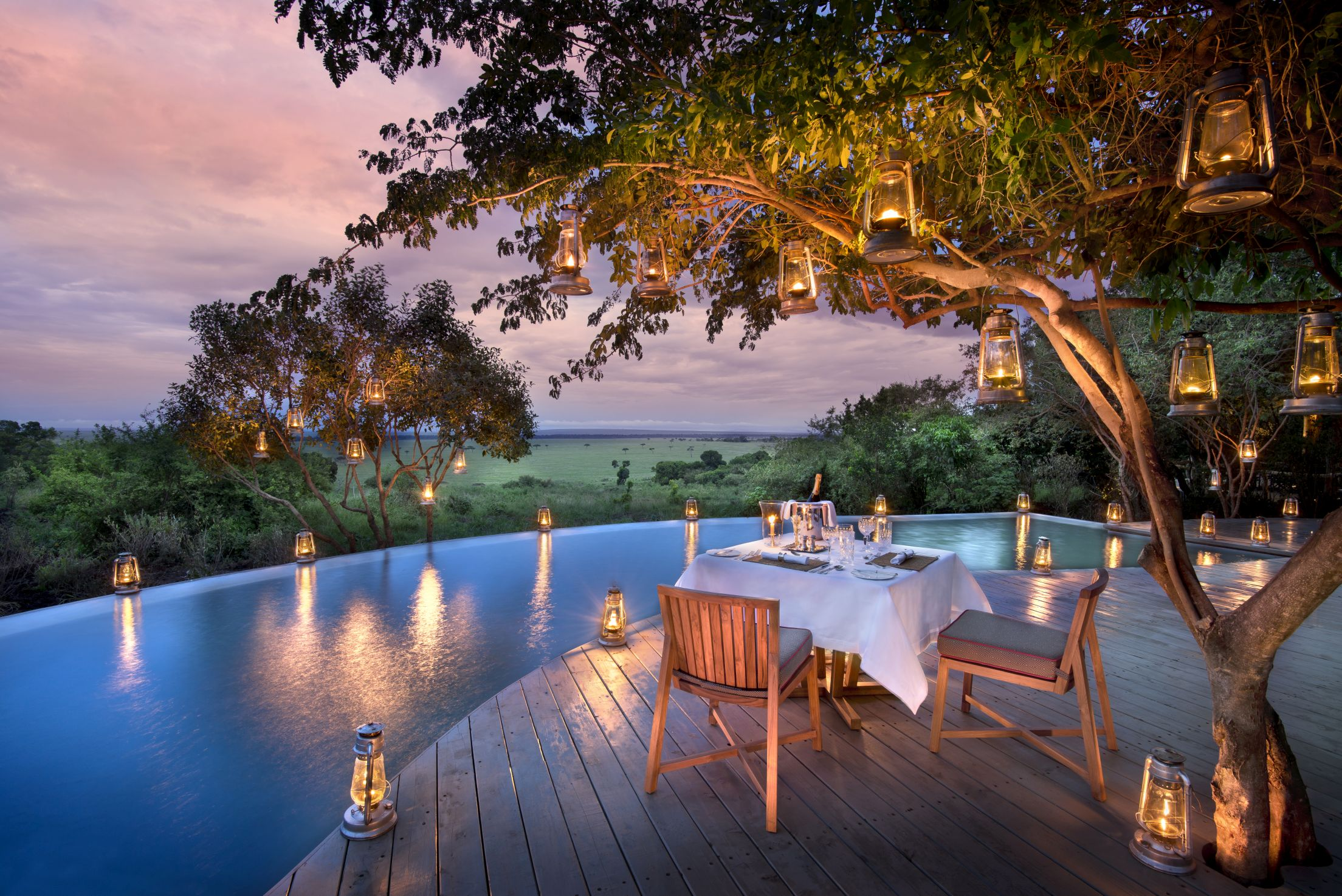 Kenya's iconic andBeyond Bateleur Camp, located in the Masai Mara, has reopened after an extensive and luxurious reinvention.