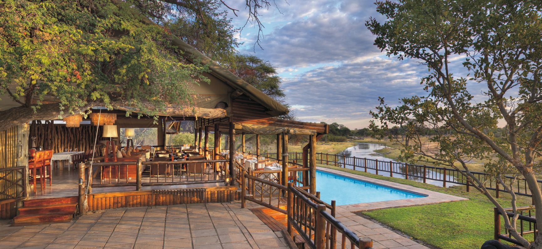 Botswana's acclaimed Belmond Savute Elephant Lodge has reopened as a timeless explorer's lodge, connecting its guests to nature like never before.