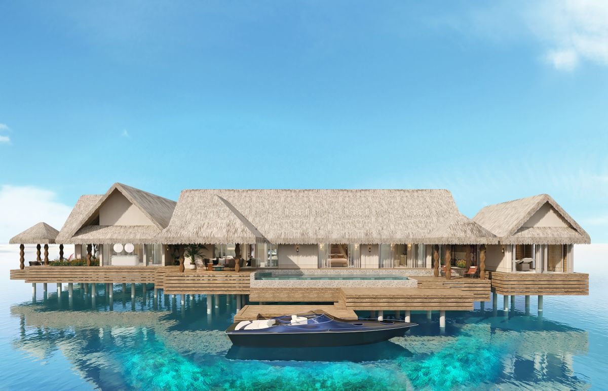 Opening before the end of the year, Joaliis the newest luxury retreat to grace the white sand beaches and coral gardens of the Maldives.
