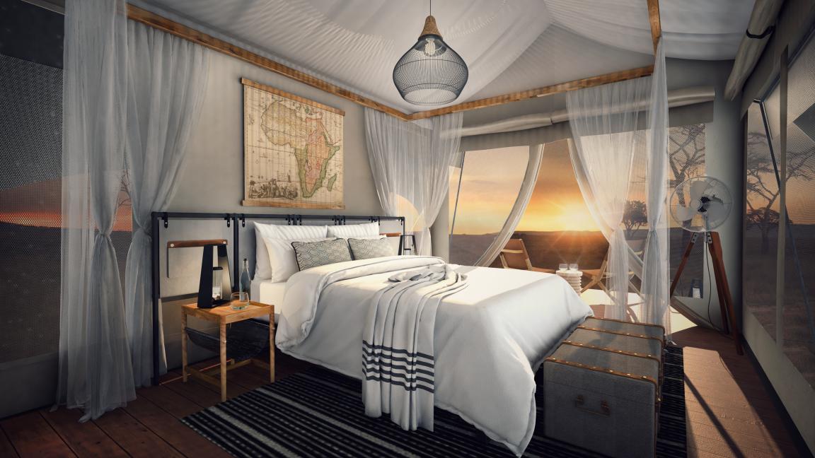 Luxury safari specialist Sanctuary Retreats launches the exclusive Sanctuary Kichakani Serengeti Camp in Tanzania this month.