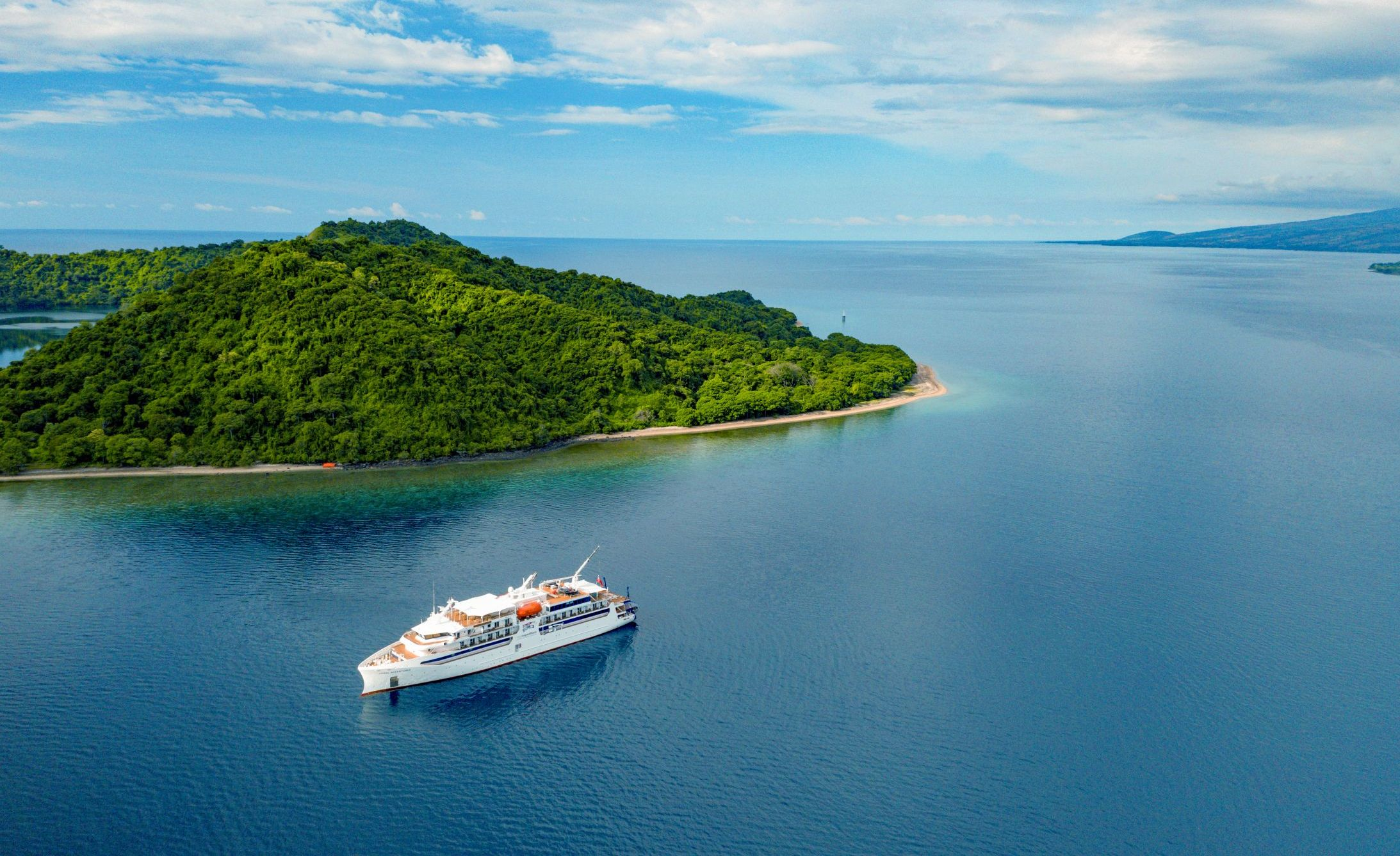 Australian small ship cruise line Coral Expeditions launches new Australian itineraries, with the return of Coral Adventurer after a ten-month hiatus.