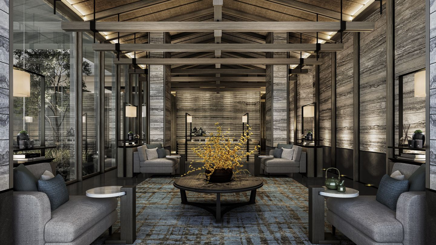 From palaces and private villas to remote cabins and luxury urban retreats, these are the best new hotels opening around the world in 2021.