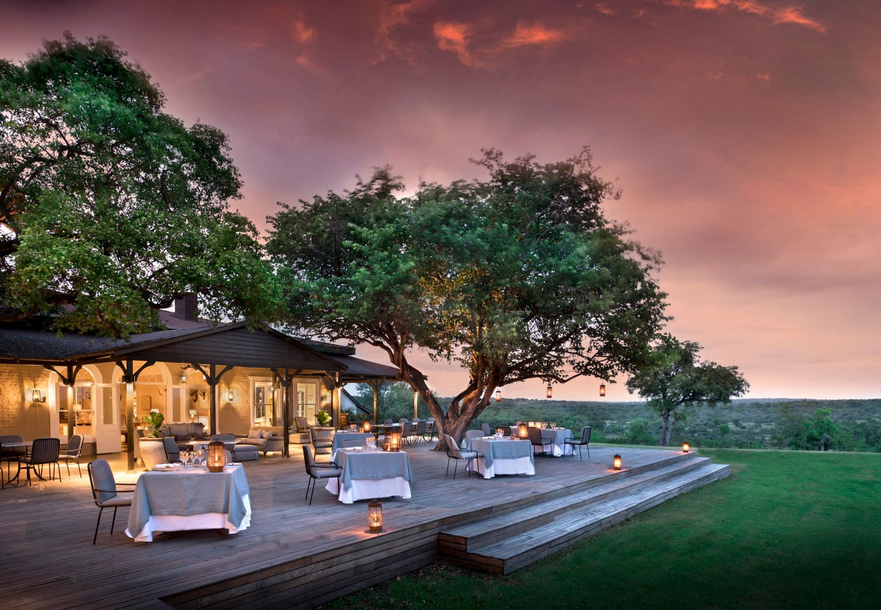 Located in South Africa's Sabi Sand Game Reserve, andBeyond's Kirkman's Kamp has reopened with a sophisticated new design persona.