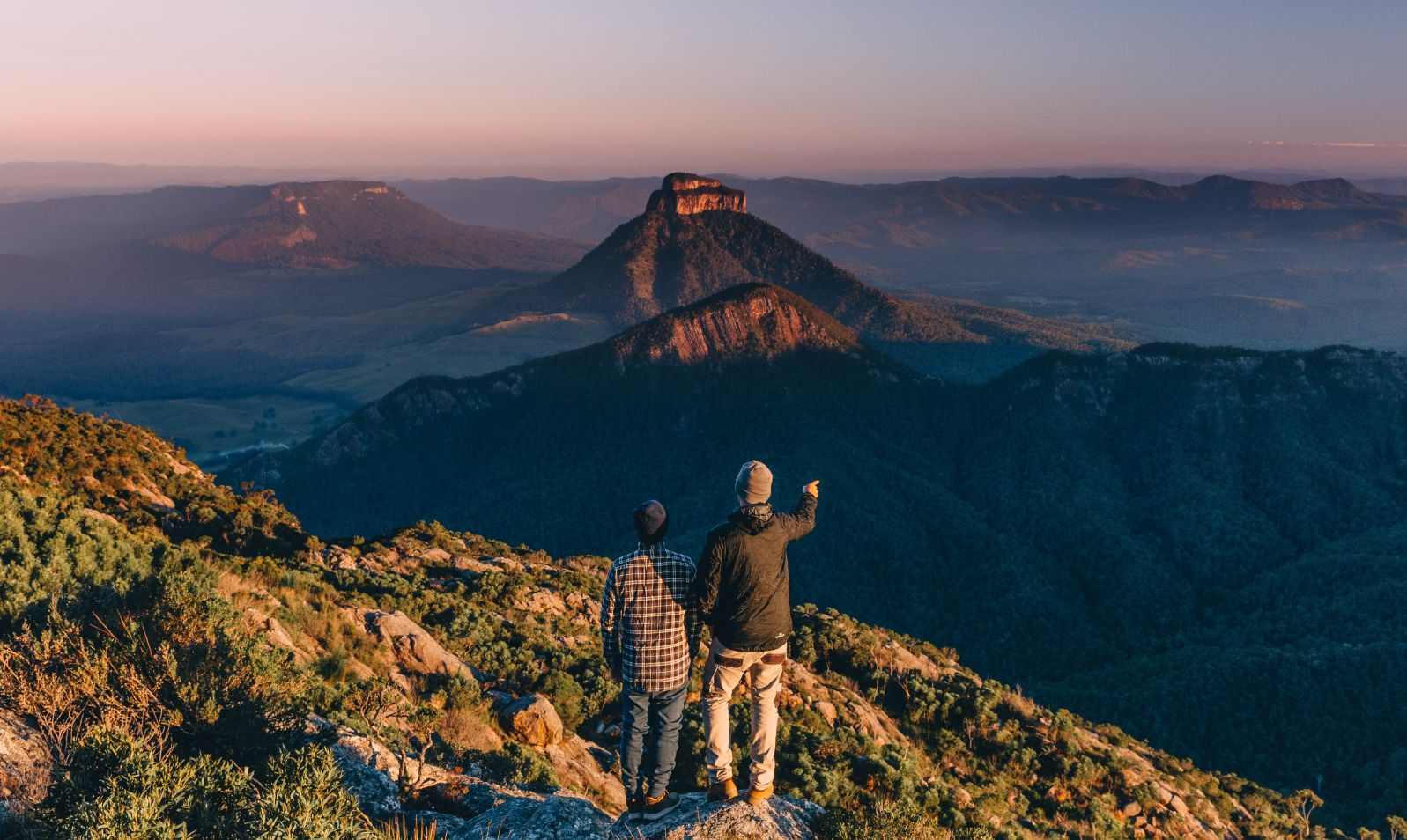 Queensland's national parks will spoil hikers with their diversity and spectacular landscapes. Here are some of the best guided wilderness walks from across the state.