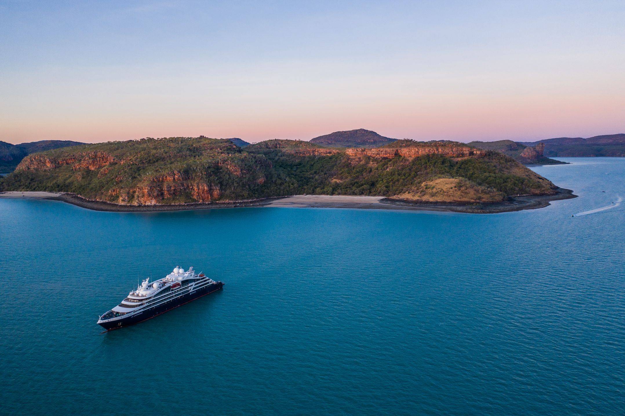 Packed with maritime history, unique wildlife, and geological wonders, cruise line Ponant will offer new luxury expedition itineraries that explore the many landscapes of Australia this year.
