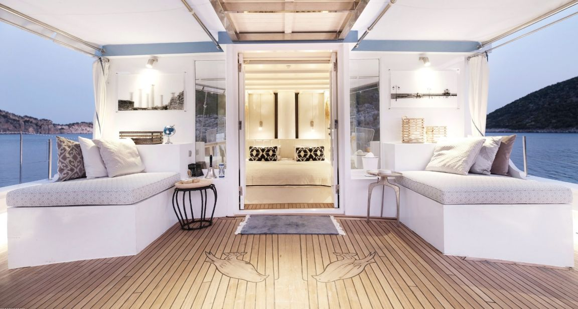 Resort company Soneva has partnered with Alexa Private Cruises to offer guests unrivalled charter holidays in the Maldives, sailing their 38-metre Alexa J yacht to the Indian Ocean.