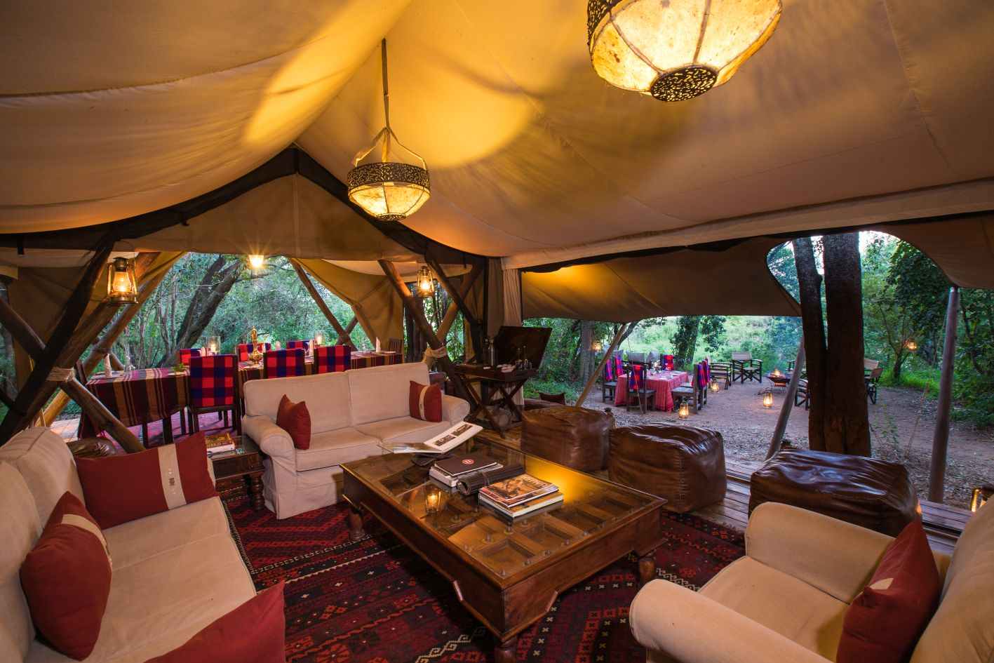 Great Plains will welcome Mara Toto and Mara plains, two stunning new safari camps in Kenya this summer.