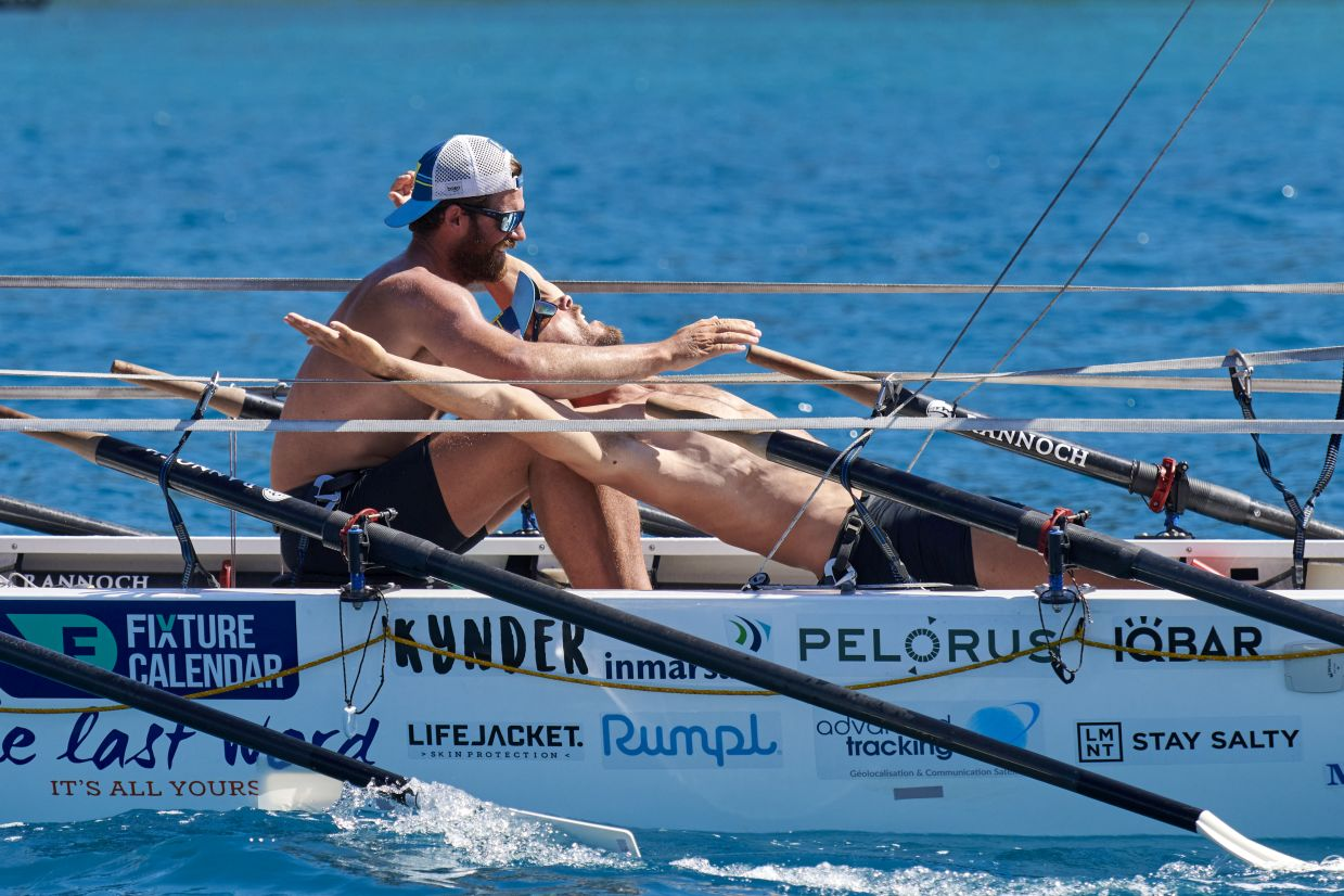 We talk with Jimmy Carroll, co-founder of travel company Pelorus, and a member of team Latitude 35, on marlin attacks, ocean conservation, and the challenges of rowing the Atlantic Ocean.