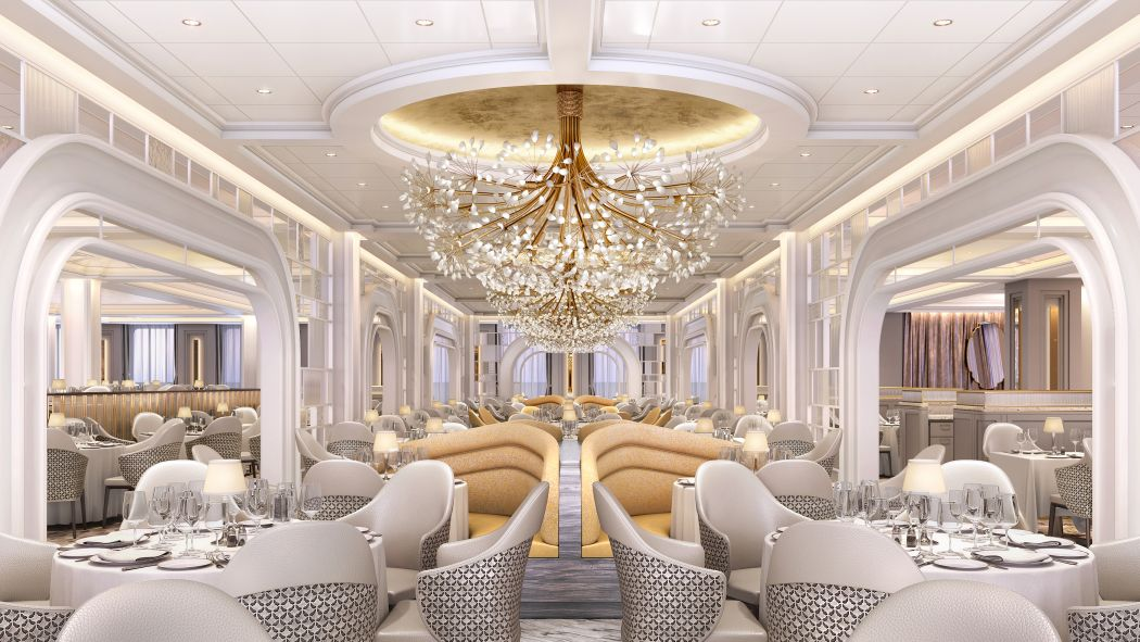 Joining the Oceania Cruises fleet in 2023, the Vista represents a view to the future for the boutique cruise line.