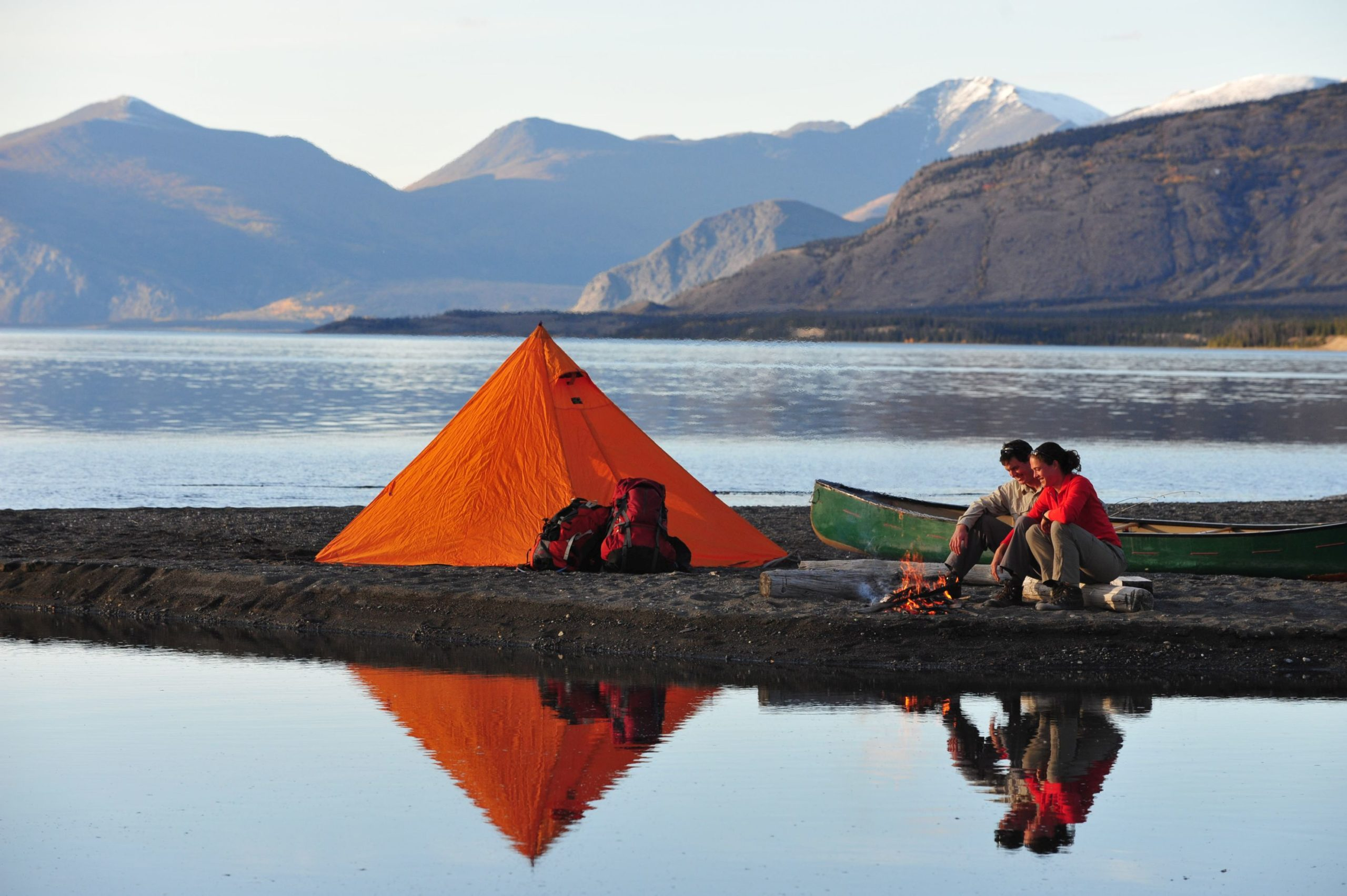 After spending a year at home, in 2021 adventurers might want to head far away from home, above the Arctic Circle, and into the spectacular Yukon wilderness.