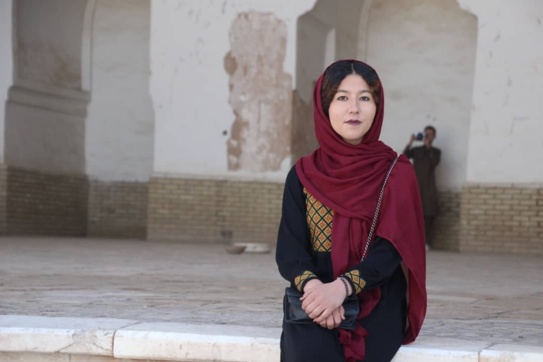 The tale of Afghanistan's first female tour guide, Fatima, is not only a story of hope for this war-torn nation, but for the women who seek a better future there.