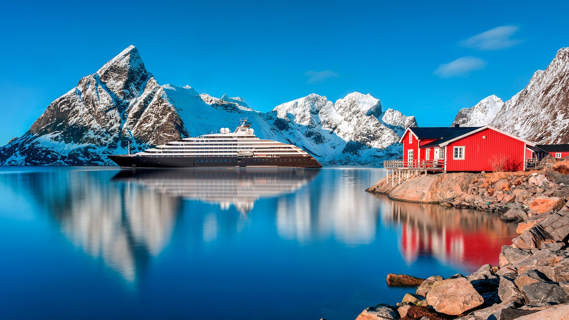 Scenic Luxury Cruises & Tours has unveiled its 2022 - 2023 Arctic program for its ultra-luxury Scenic Eclipse.