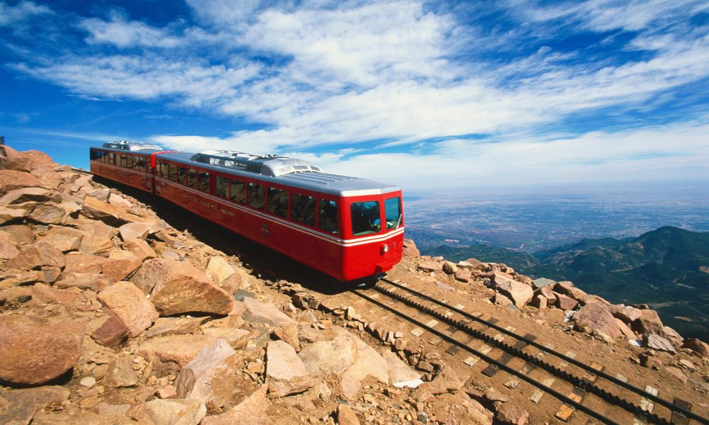 The Broadmoor Manitou and Pikes Peak Cog Railway, America's highest railway reaching a height of 14,115 feet, is back and promises to be better than ever.