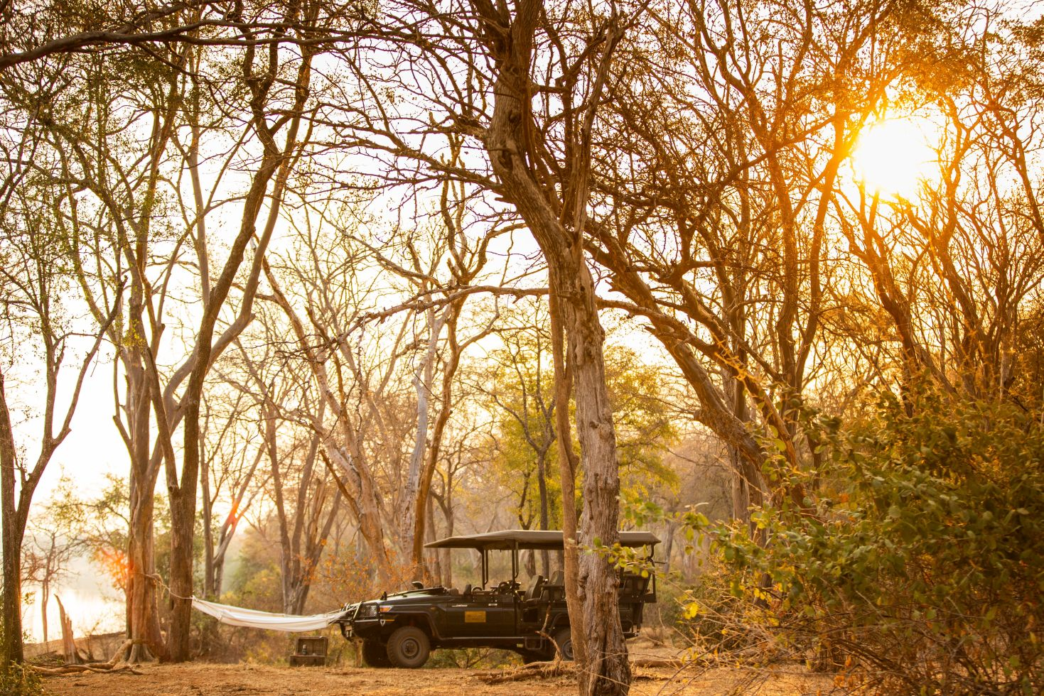 Located on the 291,000-acre private Sapi Reserve in Zimbabwe, Great Plains will open Tembo Plains Campthis August.