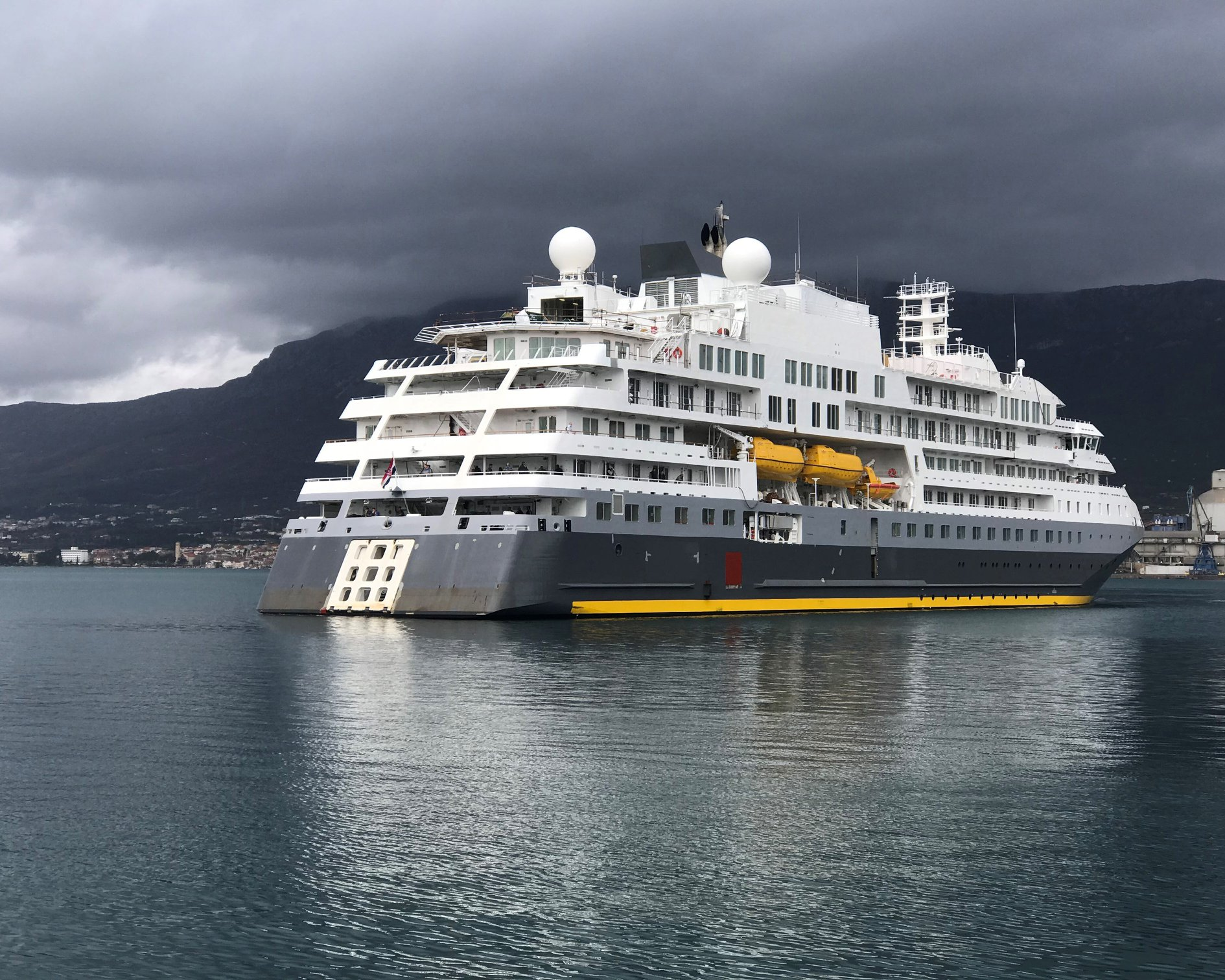 Laurie Di Vincenzo has worked with Quark Expeditions for 12 years and this year will take up the role of first Expedition Leader on the company's ground-breaking new vessel Ultramarine.