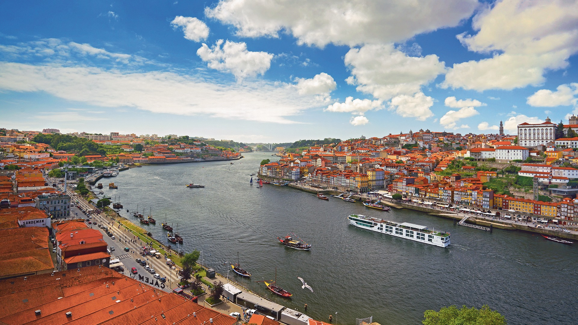 Scenic Group's two award-winning river lines - Scenic Luxury Cruises & Tours and Emerald Cruises – will start their 2021 European river cruise season on Portugal's Douro River fromJuly 30 and July 31, 2021, respectively.