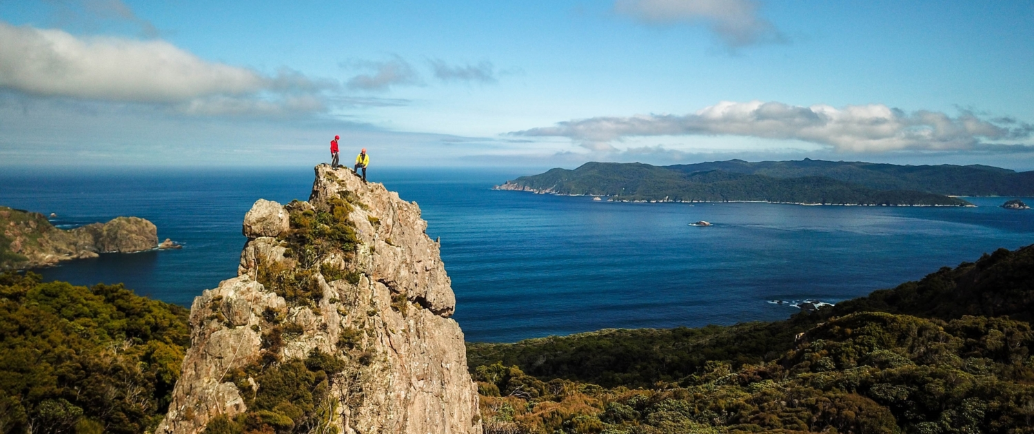 New Zealand's Heritage Expeditions now gives intrepid travelers the opportunity to experience a primeval world during new itineraries to the country's remote Stewart Island.
