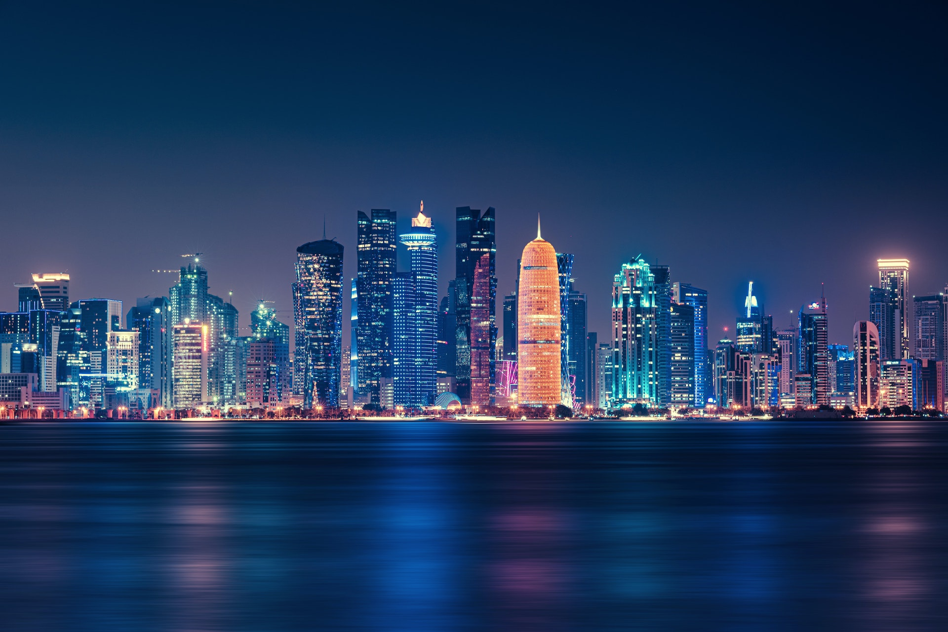 Qatar will host the Football World Cup in 2022, and myriad events in the lead-up. Nick Walton explores this tiny, desert nation to see how the Qatari are preparing for the future while safeguarding their past.