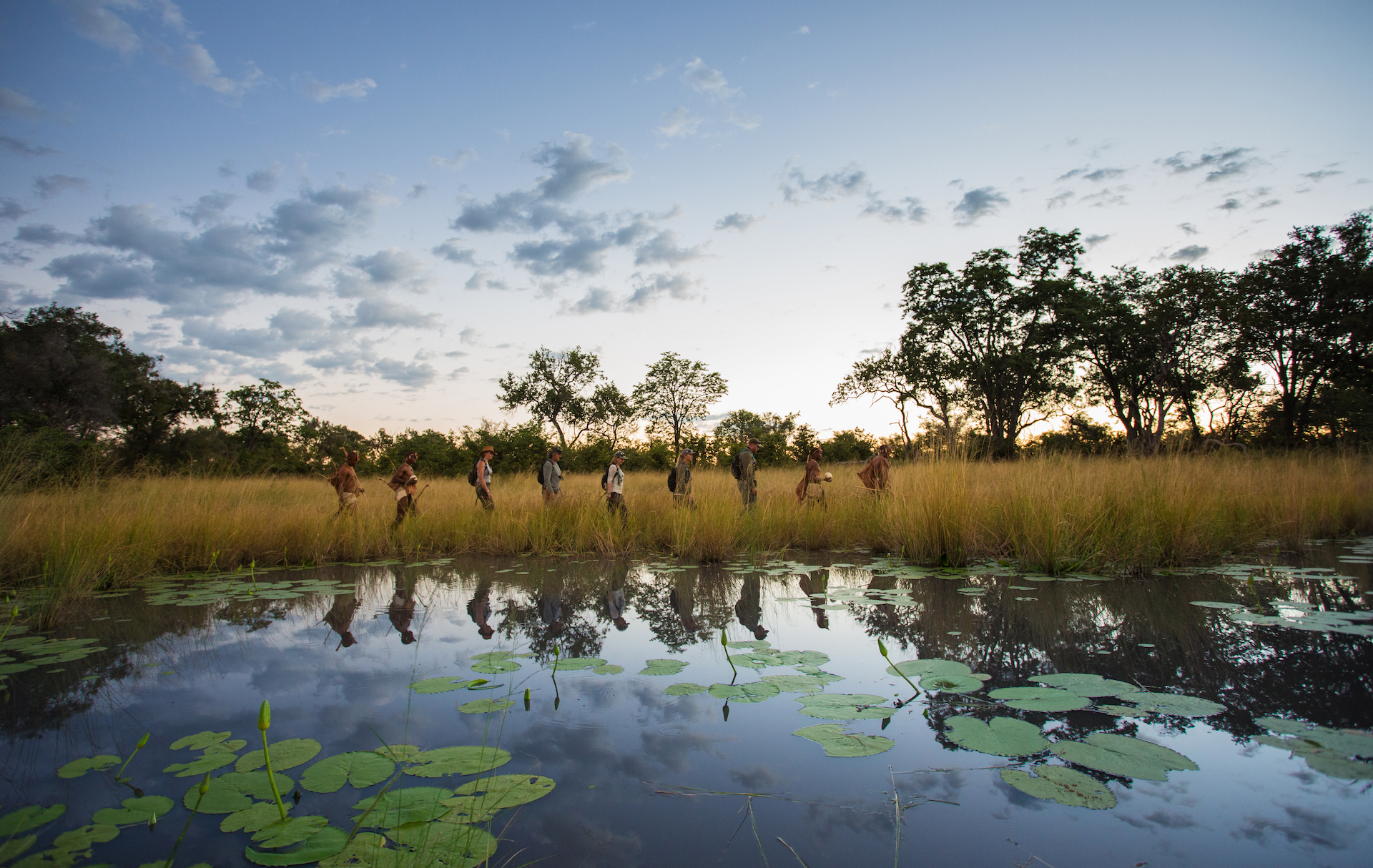Launching with Botswana, a country of diverse beauty and outstanding wildlife, Great Plains Expeditions - Botswana will bring guests back to true remoteness and pristine wilderness for an exclusive journey of discovery.