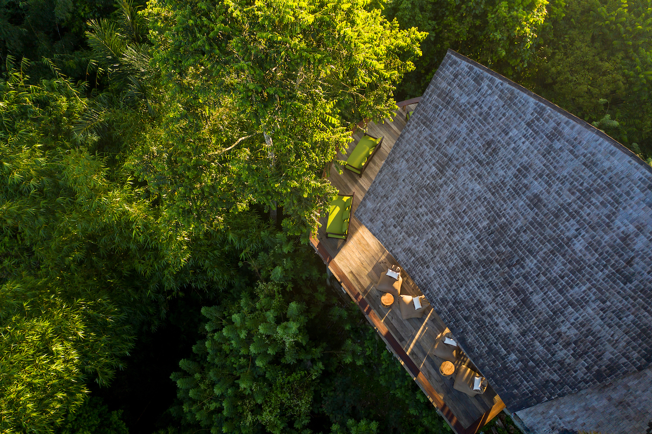 """With a """"no walls, no doors"""" concept, Banyan Tree is set to launch Buahan, its first Banyan Tree Escape property, in Bali's spiritual heartland."""