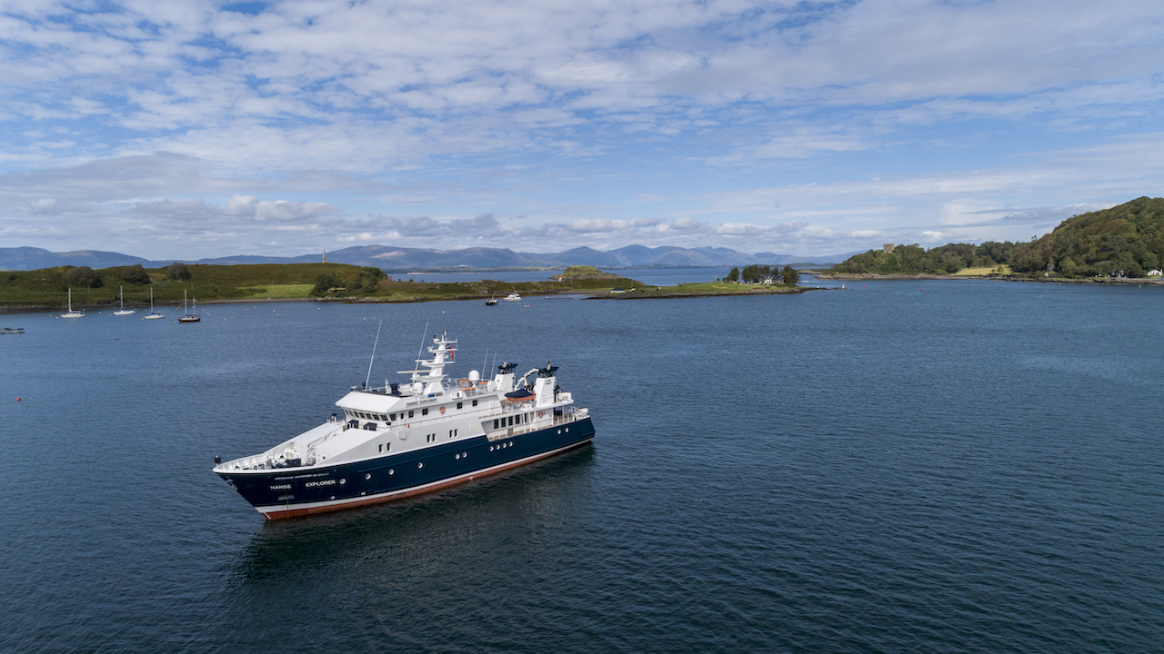 EYOS Expeditions will offer its latest per cabin charter expedition to Iceland aboard the acclaimed expedition super yacht Hanse Explorer.