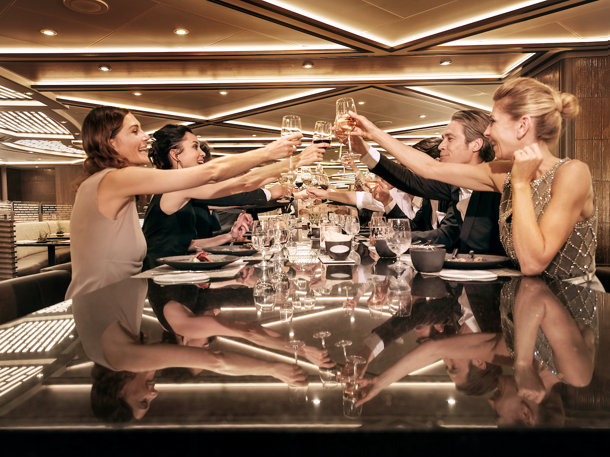 Silversea Cruises today unveiled two newVenetian Society Reunion sailings for 2022, offering members of Silversea's close-knit loyalty program the chance to reunite at sea.