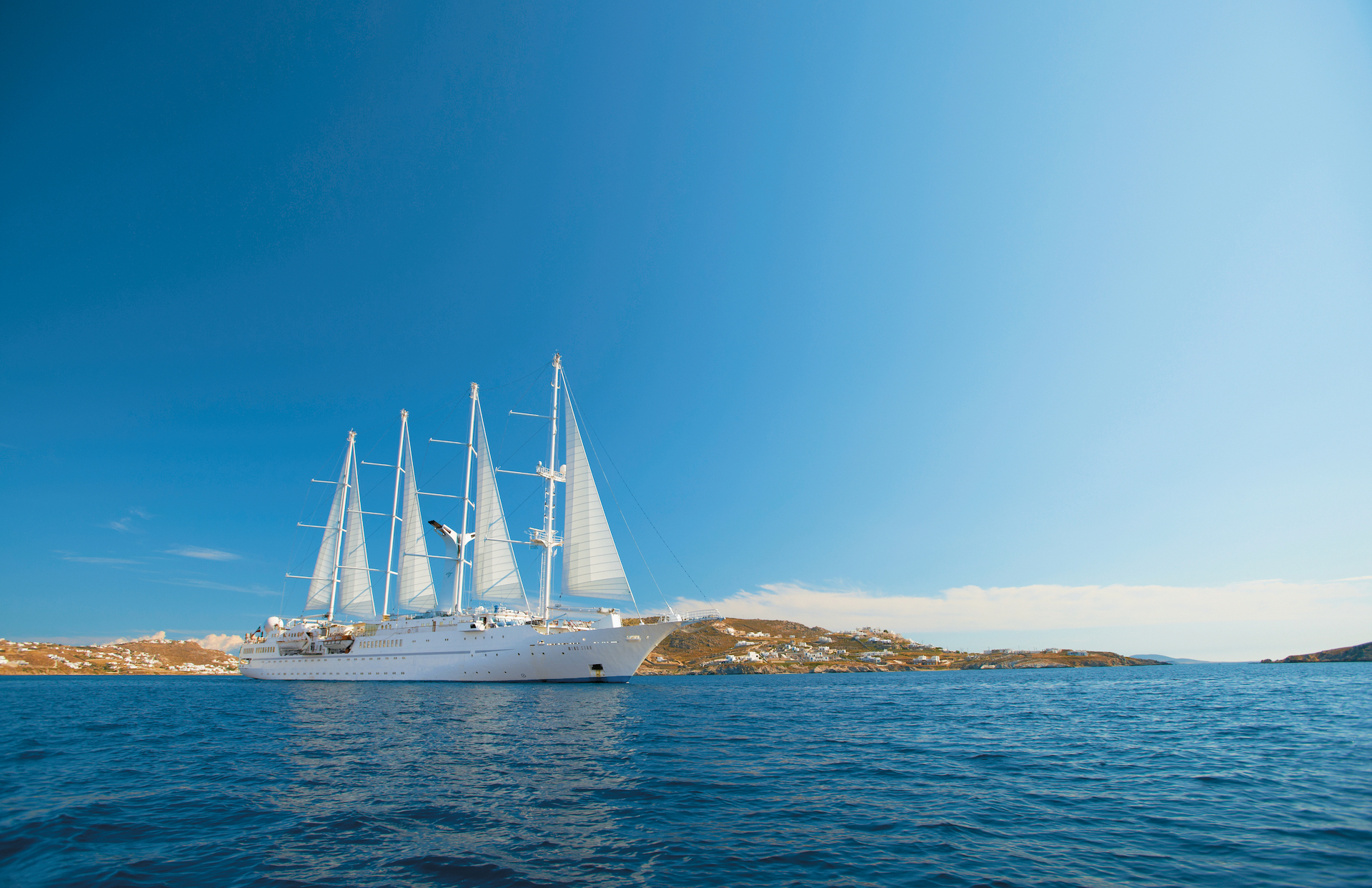 Eager to feel the wind against your face once again? Windstar recommences cruises this month with an exciting Greek Isles itinerary.
