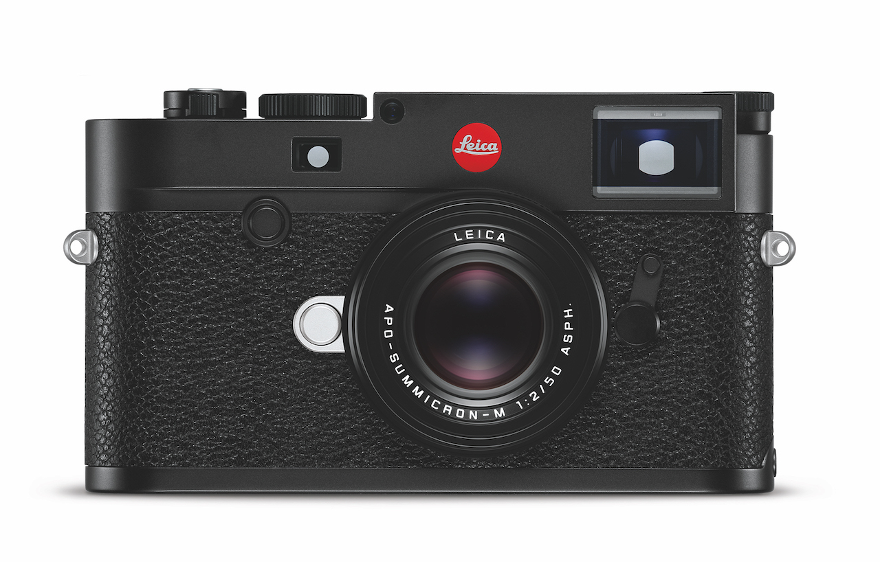 Leica Camera has created a new design variant of the brand's iconic M10-R in a bold black finish that adds a vintage flair to your travel snaps.