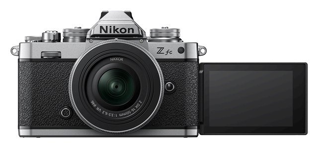 Just in time for travel's triumphant return, Nikon has created the new Z fc, a DX-format camera, combining the latest mirrorless technology with classic design and functionality.