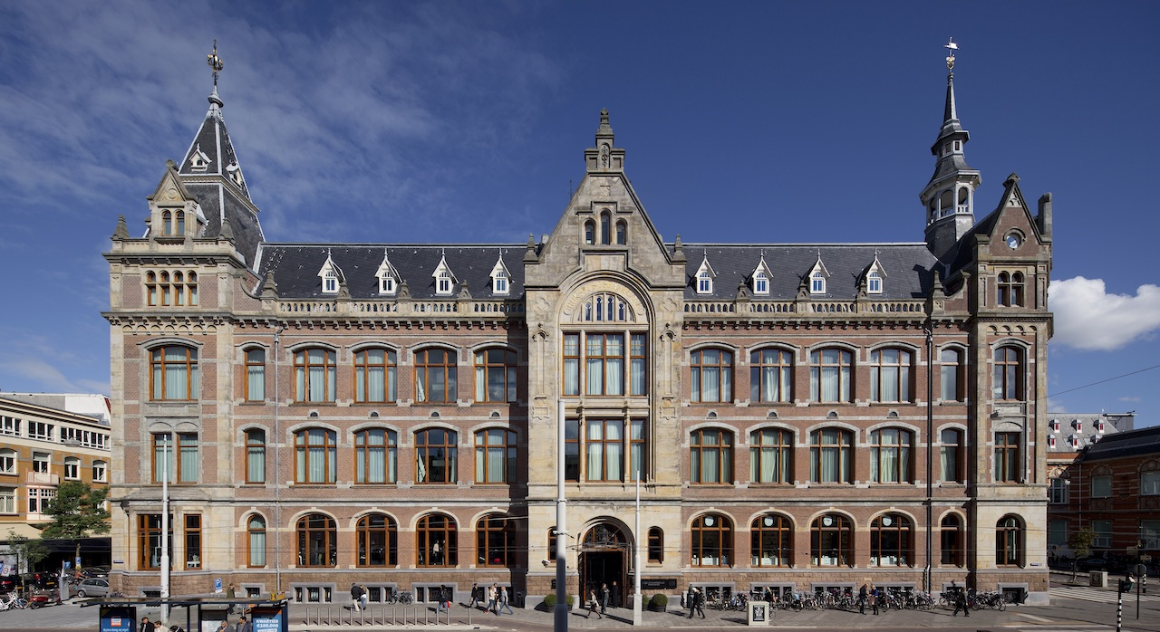 A former music school turned design-savvy house of slumber, Amsterdam's Conservatorium combines heritage and cutting-edge hospitality at the heart of the city's Museum Quarter.