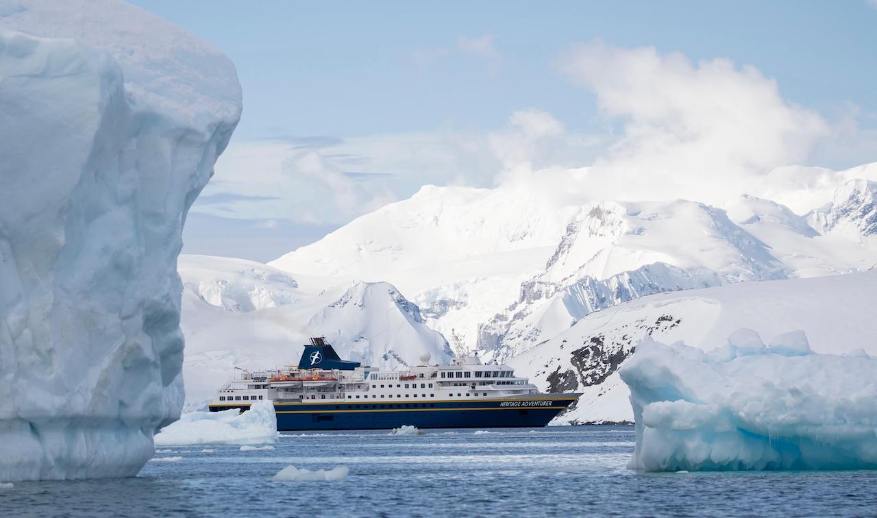 New Zealand-based expedition cruise company Heritage Expeditions has released its 2022-23 expedition season, including two new voyages aboard its new vessel Heritage Adventurer.