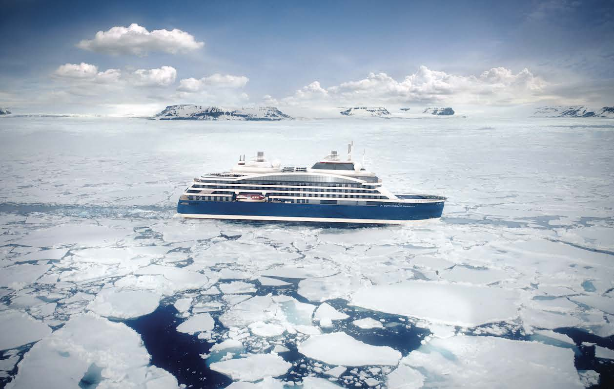 Small ship expedition company Ponant has unveiled a totally new range of voyages to the ends of the earth for the 2023 Antarctic season including two exciting new itineraries from and to New Zealand.