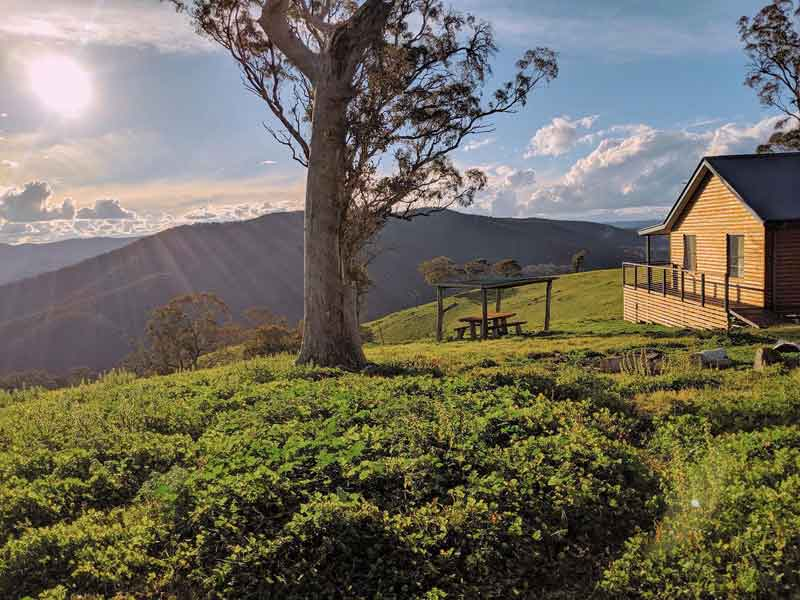 Planning a trip Downunder? Don't restrict yourself to stays in big city hotels when much of the beauty of New South Wales can be found in its bucolic rural landscapes, home to eclectic and welcoming nature stays.